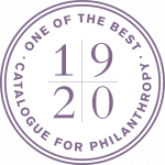 Catalogue For Philanthropy Seal 19-20